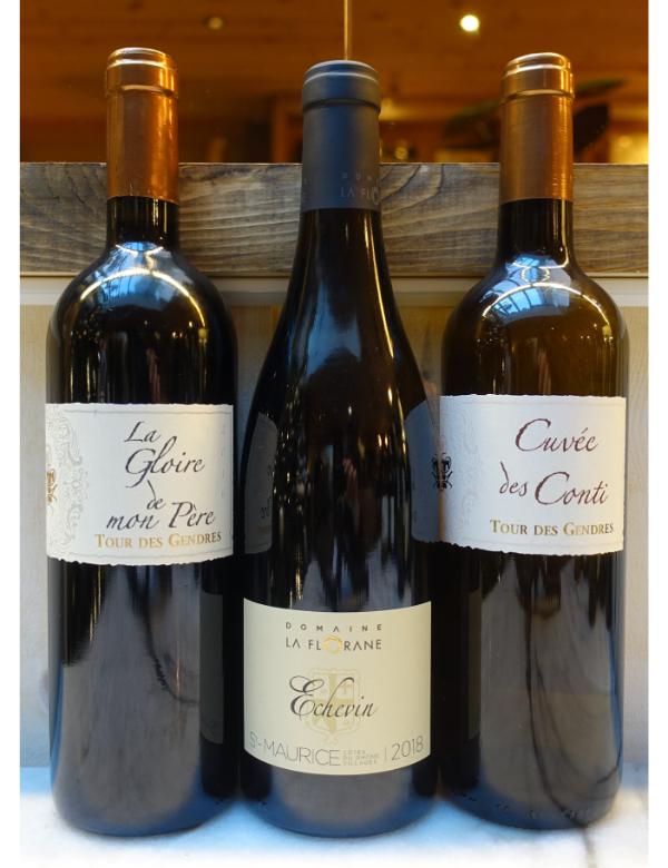 Organic Wines 3x75cl