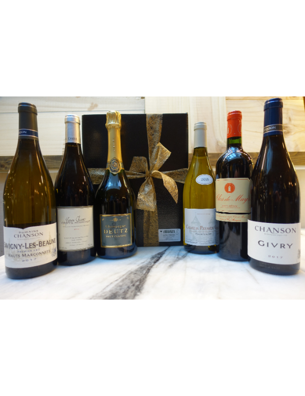 Great French Wines 6x75cl Gift Box