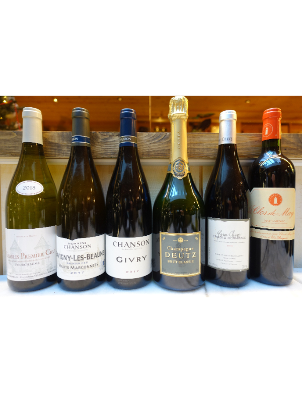 Great French Wines 6x75cl