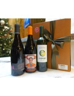 Natural Wines 3x75cl Gift Box