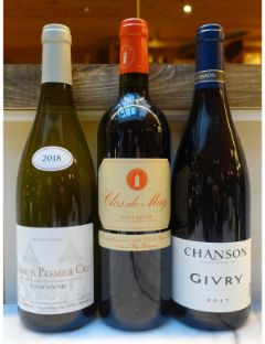 Great French Wines 3x75cl