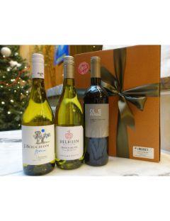 World Wines 3x75cl Gift Box