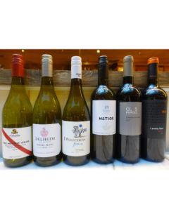 World Wines 6x75cl
