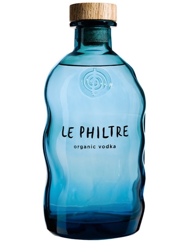 Le Philtre Organic Vodka 40% 70cl