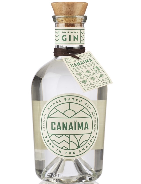 Canaima Amazonian Gin 47% 70cl