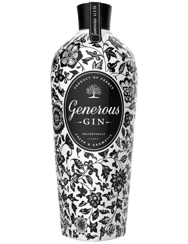 Generous Gin France 70cl 44%
