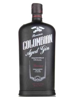 Treasure Colombian aged gin 43% 70cl