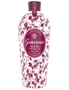 Generous Gin Purple 44% 70cl