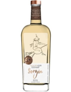 Sorgin Sauvignon yellow gin 43% 70cl