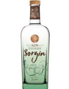 Sorgin Sauvignon gin 43% 70cl