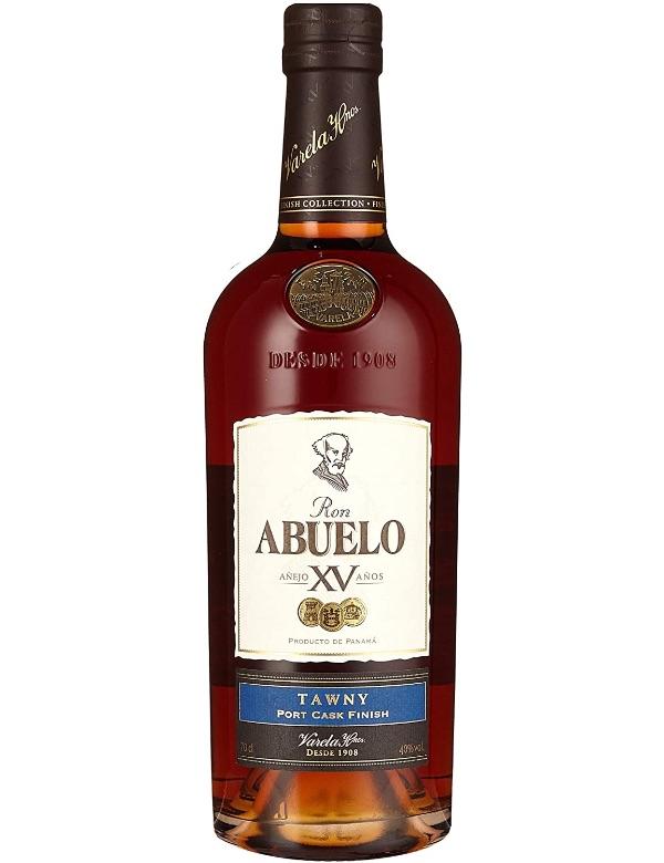 Abuelo rum XV Tawny Cask 40% 70cl