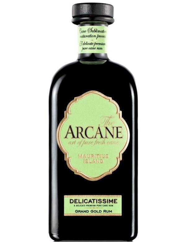 Arcane Delicatissime Rum Mauritius 70cl 41%