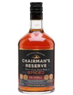 Chairman s Reserve  St Lucia Spiced 40% 70cl