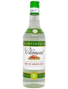 Clement Rhum Blanc 50% 70cl