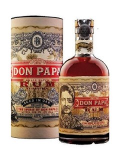 Don Papa Rum Philippines 7 years 40% 70cl