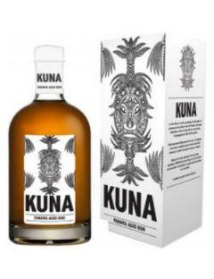 Kuna Panama Aged Rum 8 years 70cl 40%
