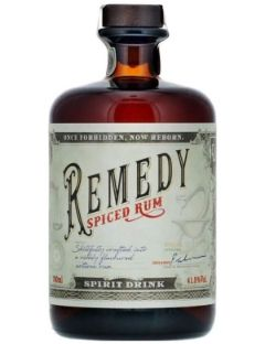 Remedy Spiced Rum 41,5% 70cl