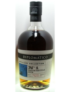 Diplomatico Distil. Collection N1Batch Kettle 70cl