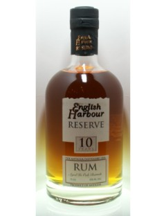 English Harbour Reserve 10 years 70cl 40%