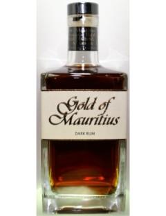 Gold of Mauritius Dark Rum 70cl 40%