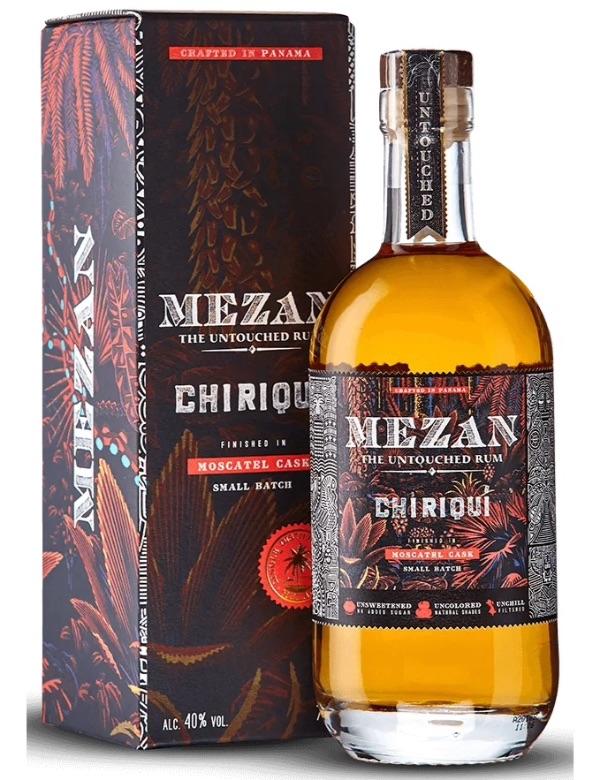 Mezan Chiriqui Rum Moscatel Cask 40% 70cl