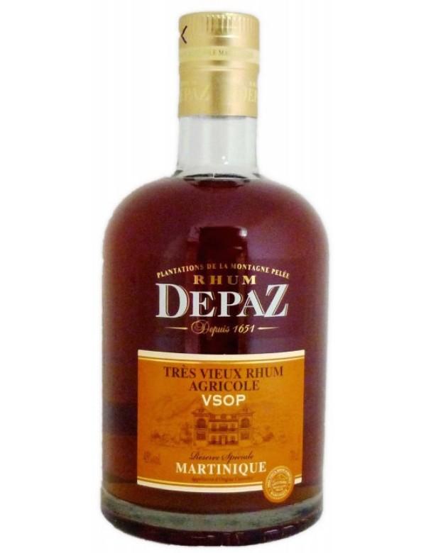 Depaz Rhum VSOP Martinique 70 cl 45% etui