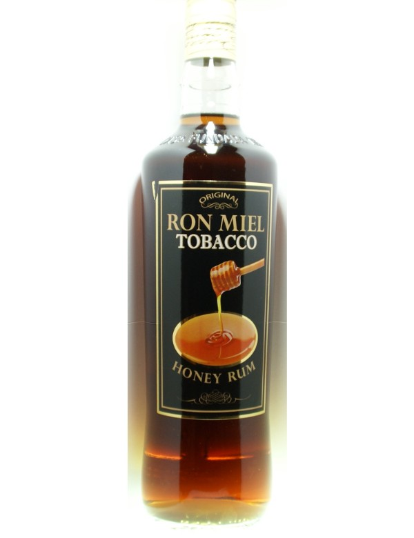 Ron Miel- Honey Rum Tobacco 100 cl 22%