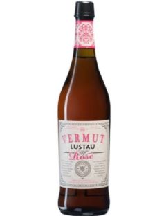 Lustau Vermut rose 75 cl 15%