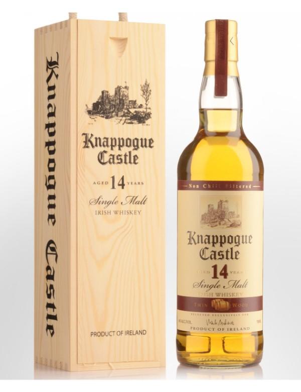Knappogue Castle Irish Single Malt 14y 46% 70cl