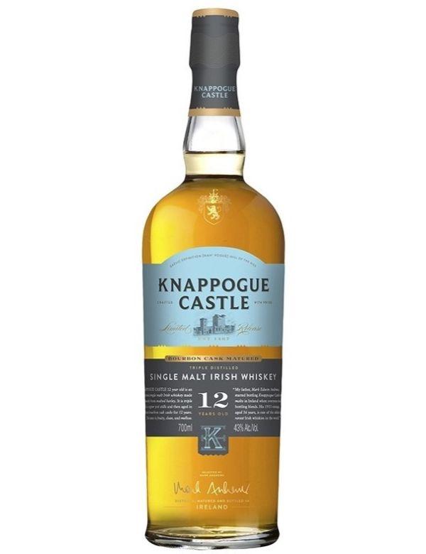 Knappogue Castle Irish Single Malt 12y 43% 70cl