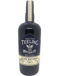 Teeling Single Virgin Oak Cask Belgium 03/2021 63.3% 70cl