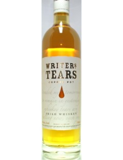 Writers Tears Irish Copper Pot Whisky 70cl 40%
