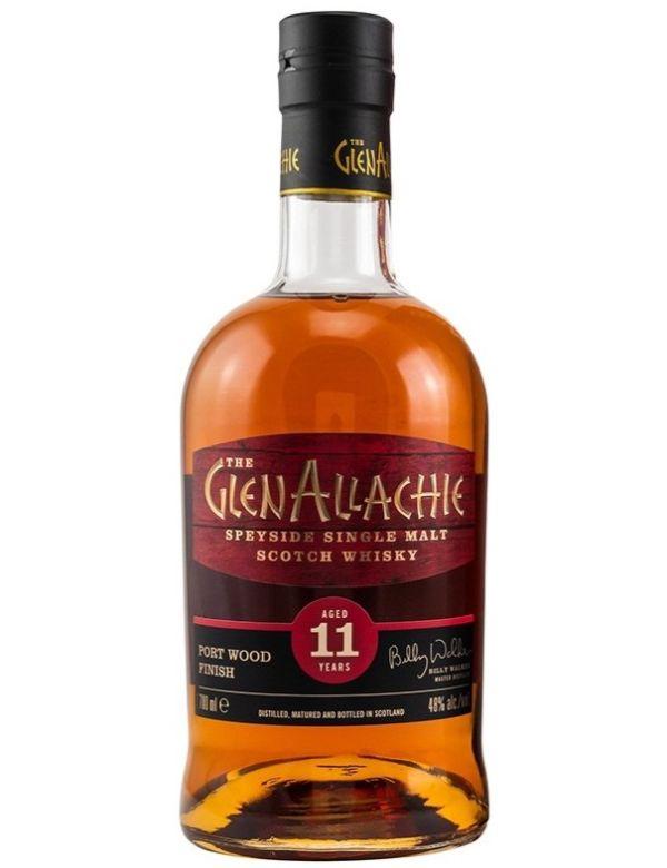 Glenallachie 11y Port wood 48% 70cl