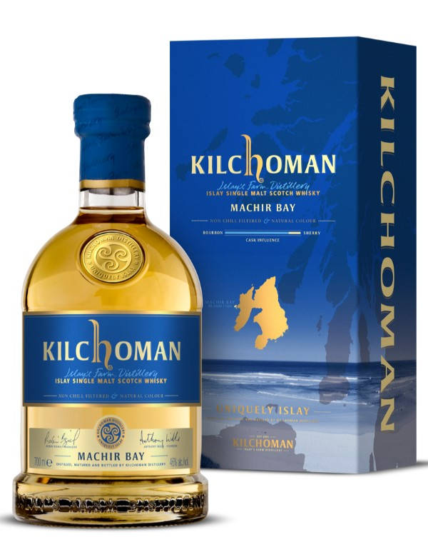 Kilchoman Machir Bay 70cl 46%