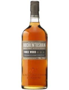 Auchentoshan Three Wood 70cl. 43%