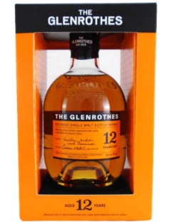 The Glenrothes 12y Speyside 40% 70cl