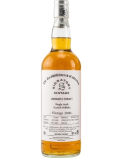 Unnamed Orkney 2006 Signatory UCF 46% 70cl