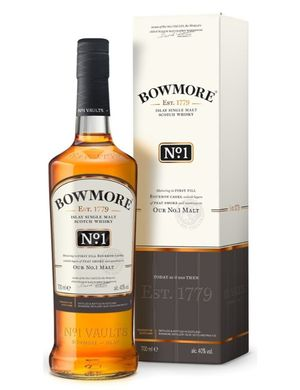 Bowmore N 1 40% 70cl