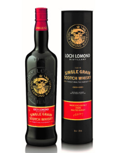 Loch Lomond Single Grain 70cl 46%