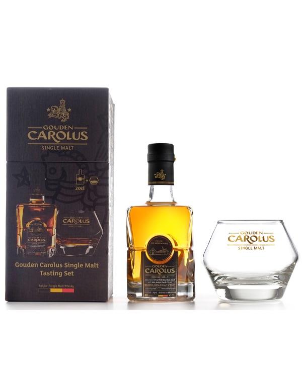 Gouden Carolus Tasting Set 20 cl   glas