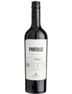 Portillo Salentein Malbec 2018 Mendoza 75cl