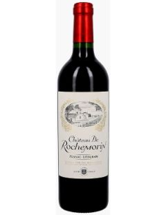 Chat de Rochemorin Pessac-Leognan 2016  rouge 75 cl