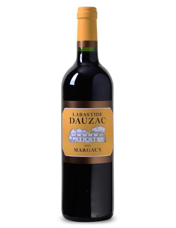 Labastide Dauzac Margaux 2012 75cl