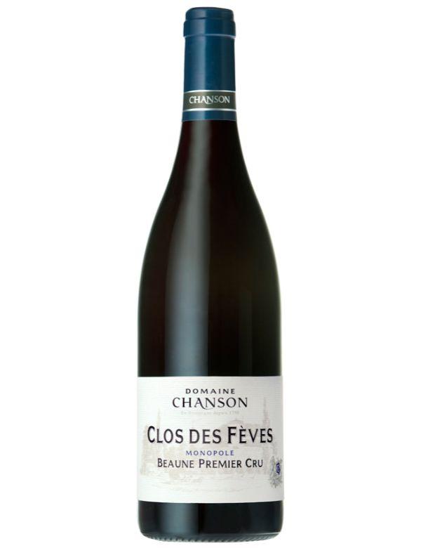 Chanson Clos des Feves Beaune 1er Cru 2018 75cl.