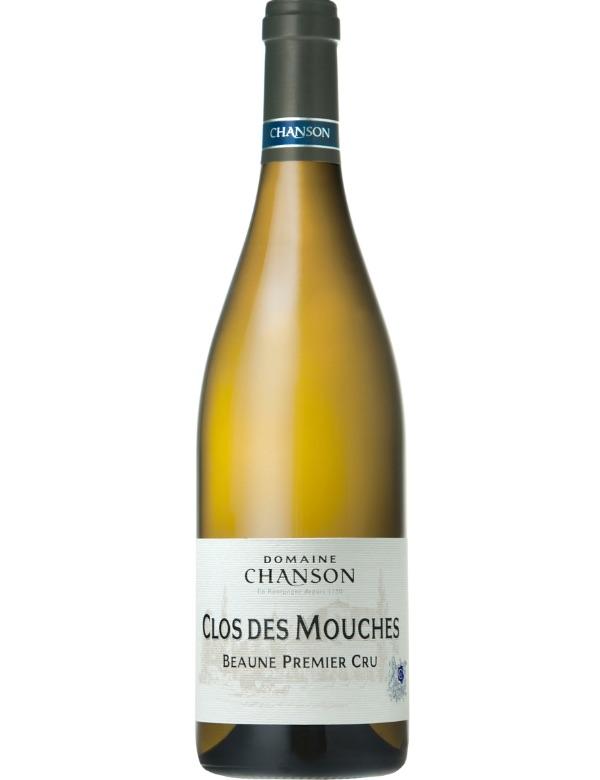 Chanson Beaune Clos des Mouches wit 2018 0,75