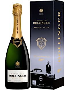 Bollinger Special Cuvee limited Edition Bond Gift Box 75cl