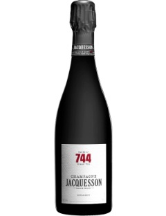 Jacquesson Champagne Cuvee 744  extra brut magnum 150cl