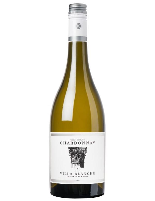 Calmel Joseph Villa Blanche Chardonnay  2018-19 75cl