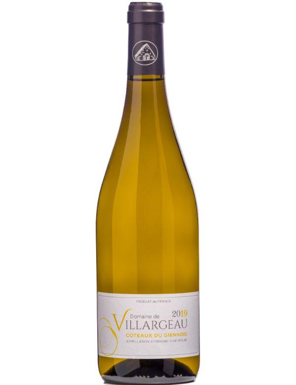 Domaine de Villargeau Coteaux de Giennois Wit 2019 75cl