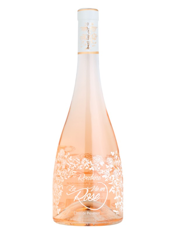La vie en Rose - Made by Roubine 2018 75cl